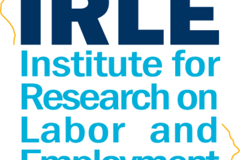 Institute for Research on Labor and Employment logo