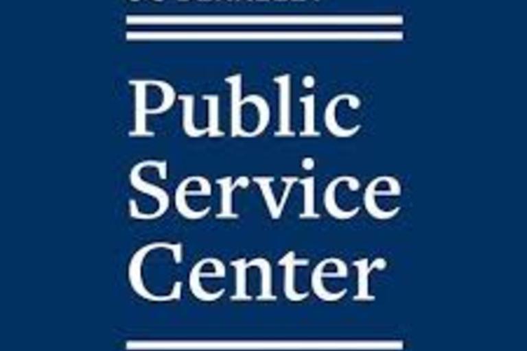 Public Service Center Logo